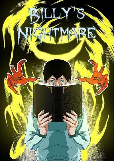 Billy's Nightmare Escape Room Cover