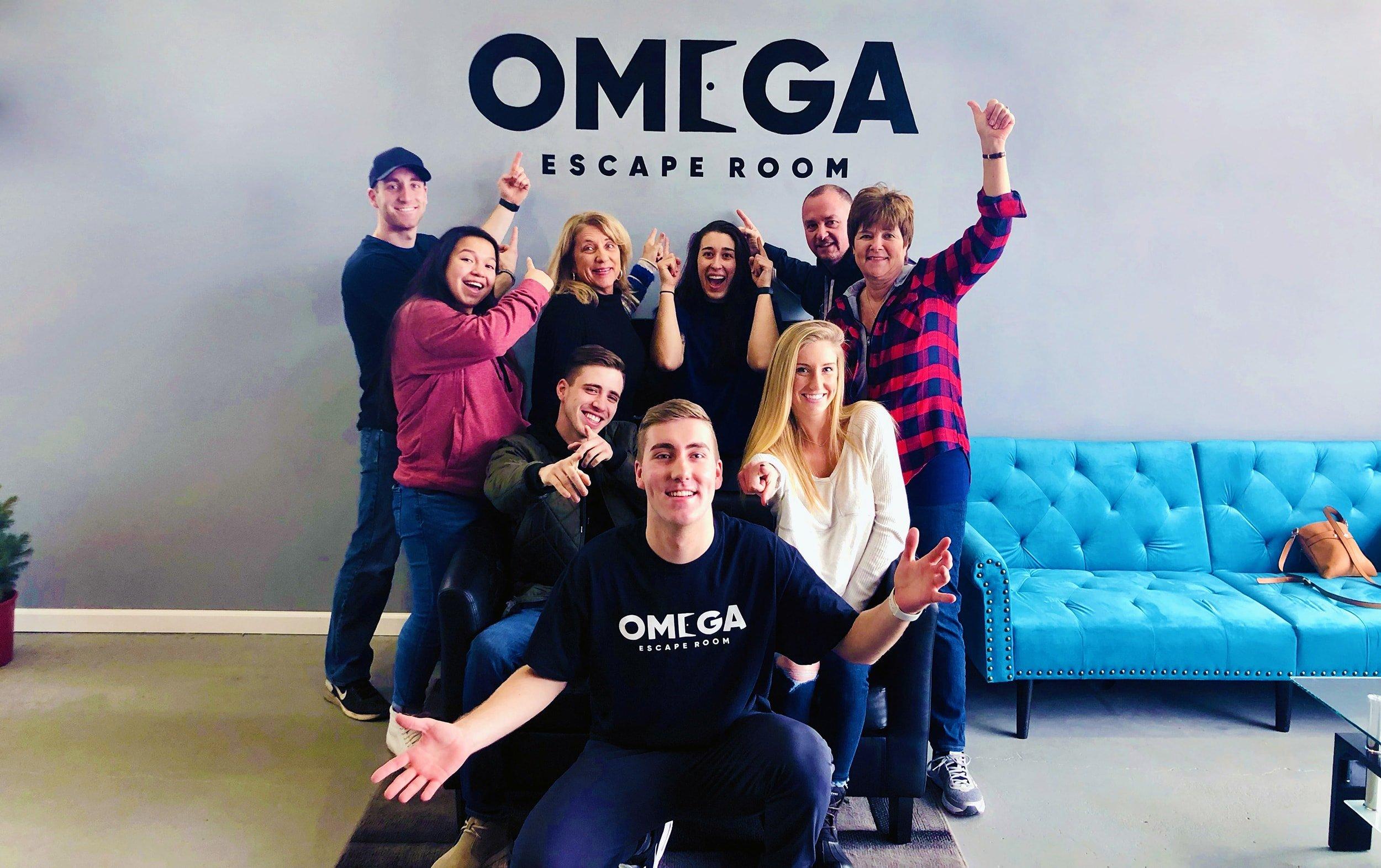 Escape Room Family