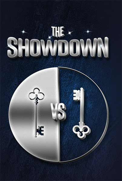Showdown Escape Room Rochester Logo